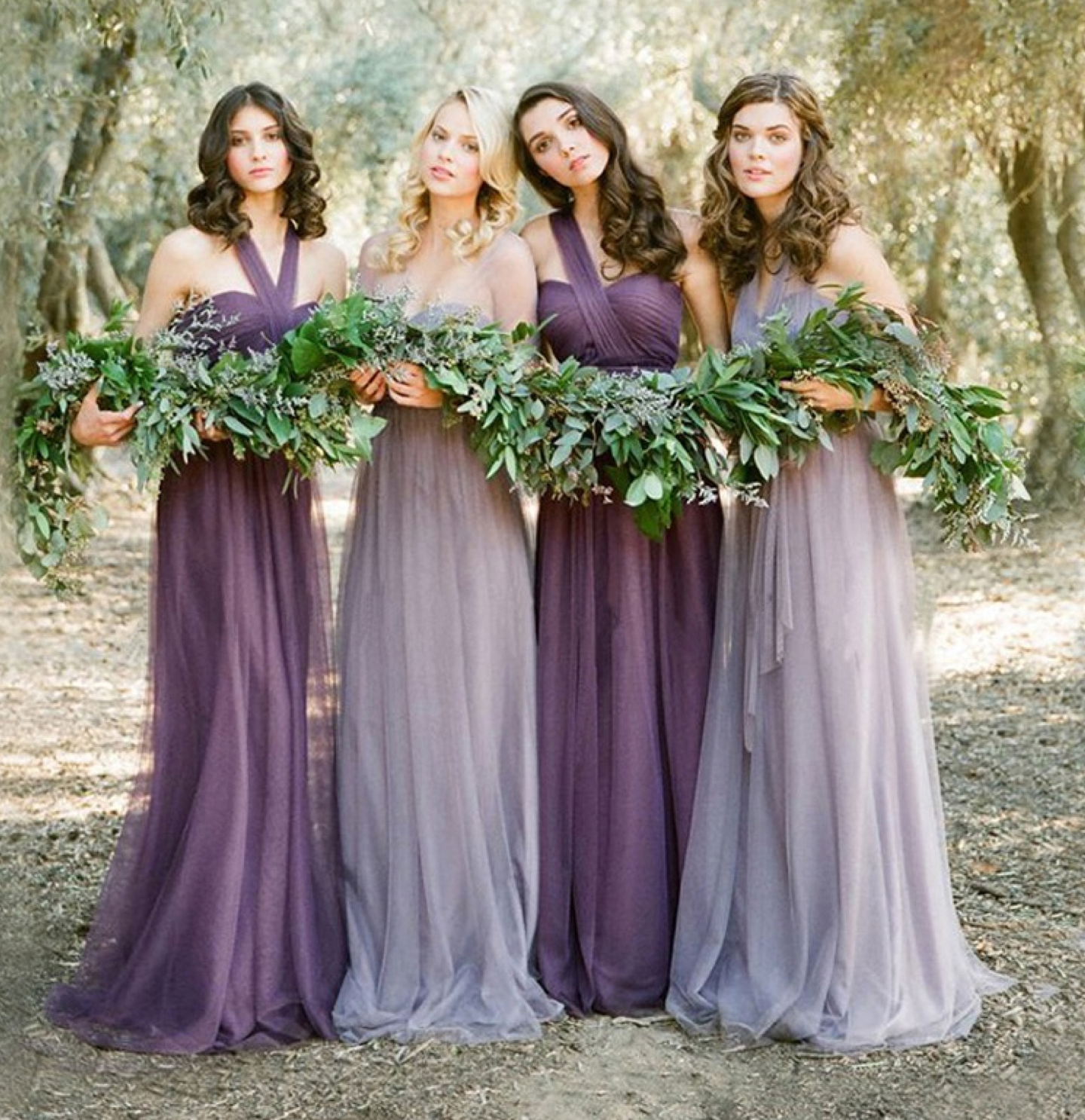 Pin by marie k on mariage pinterest fashion tulle custom made bridesmaid dress convertible dresses a line purple maid of honor ruffle cheap 2015 promotion bridesmaid gown ombrellifo Choice Image
