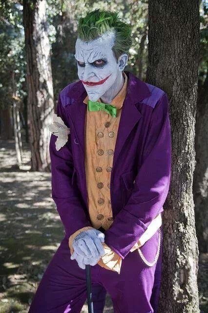 Batman Arkham Asylum Joker cosplay & Batman: Arkham Asylum Joker cosplay | The Supers | Pinterest | Joker ...