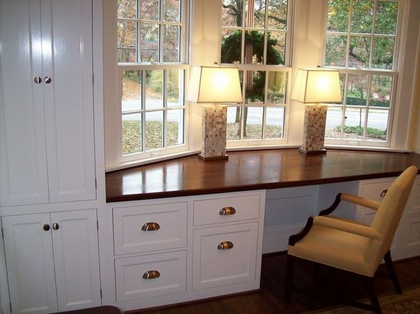 Bay Window Decorating Ideas Walk In Closet Ideas Built In Desk Storage Drawers Window Seat Kitchen Kitchen Bay Window Bay Window Seat
