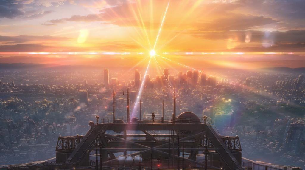 Weeb Gallery On Twitter In 2021 Anime Scenery Anime Wallpaper Scenery Wallpaper