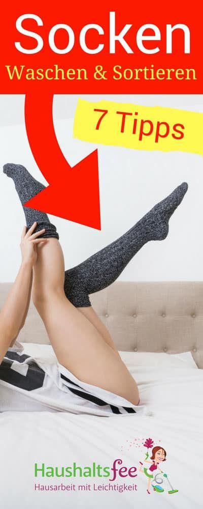 socken waschen und sortieren hilfreiche tipps haushaltstipps pinterest haushalt w sche. Black Bedroom Furniture Sets. Home Design Ideas