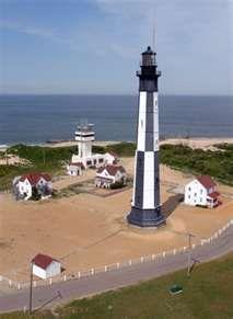 New Cape Henry Lighthouse Virginia Beach