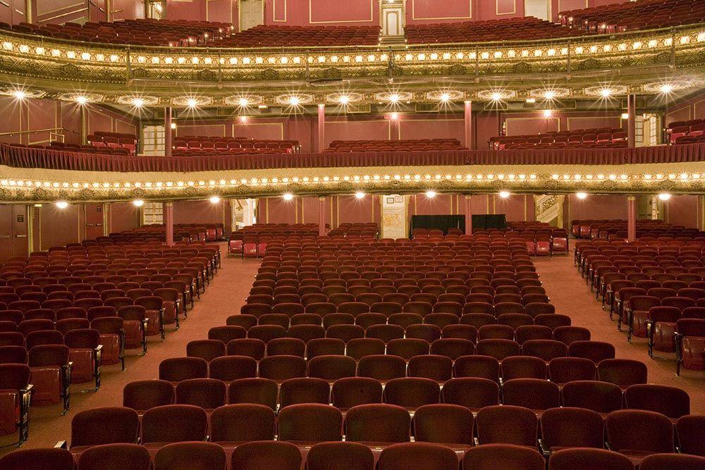 The Privatebank Theatre Broadway In Chicago Hamilton Chicago Theater Chicago Hamilton Tickets