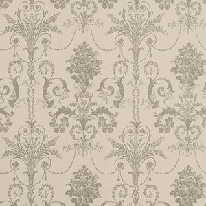 14 Available New Laura Ashley Josette Truffle wallpaper rolls wall Covering