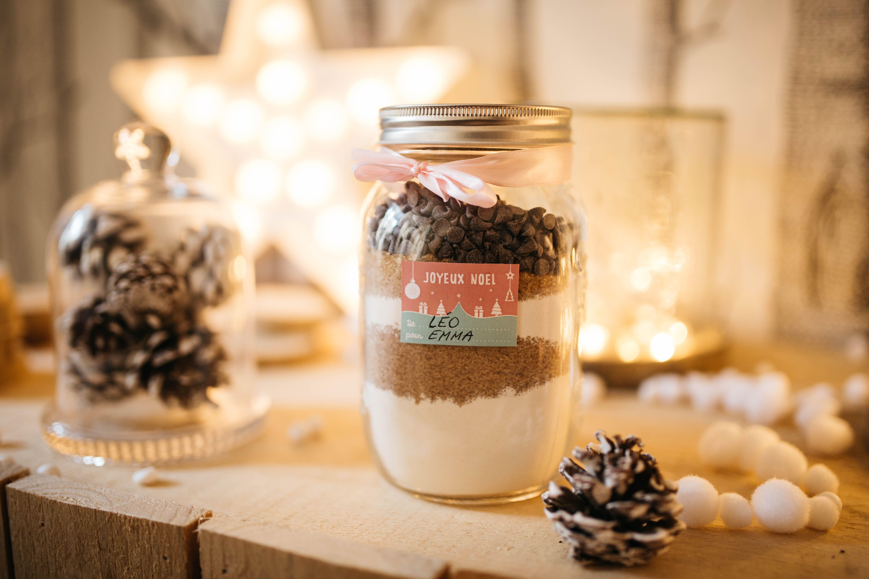 Un cadeau pour Noël à faire soi-même ? Découvrez le kit à cookies sur l'application Ludikid !