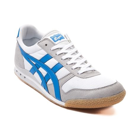 Shop for Mens Onitsuka Tiger Ultimate 81 Athletic Shoe in White Blue Gum at  Journeys Shoes