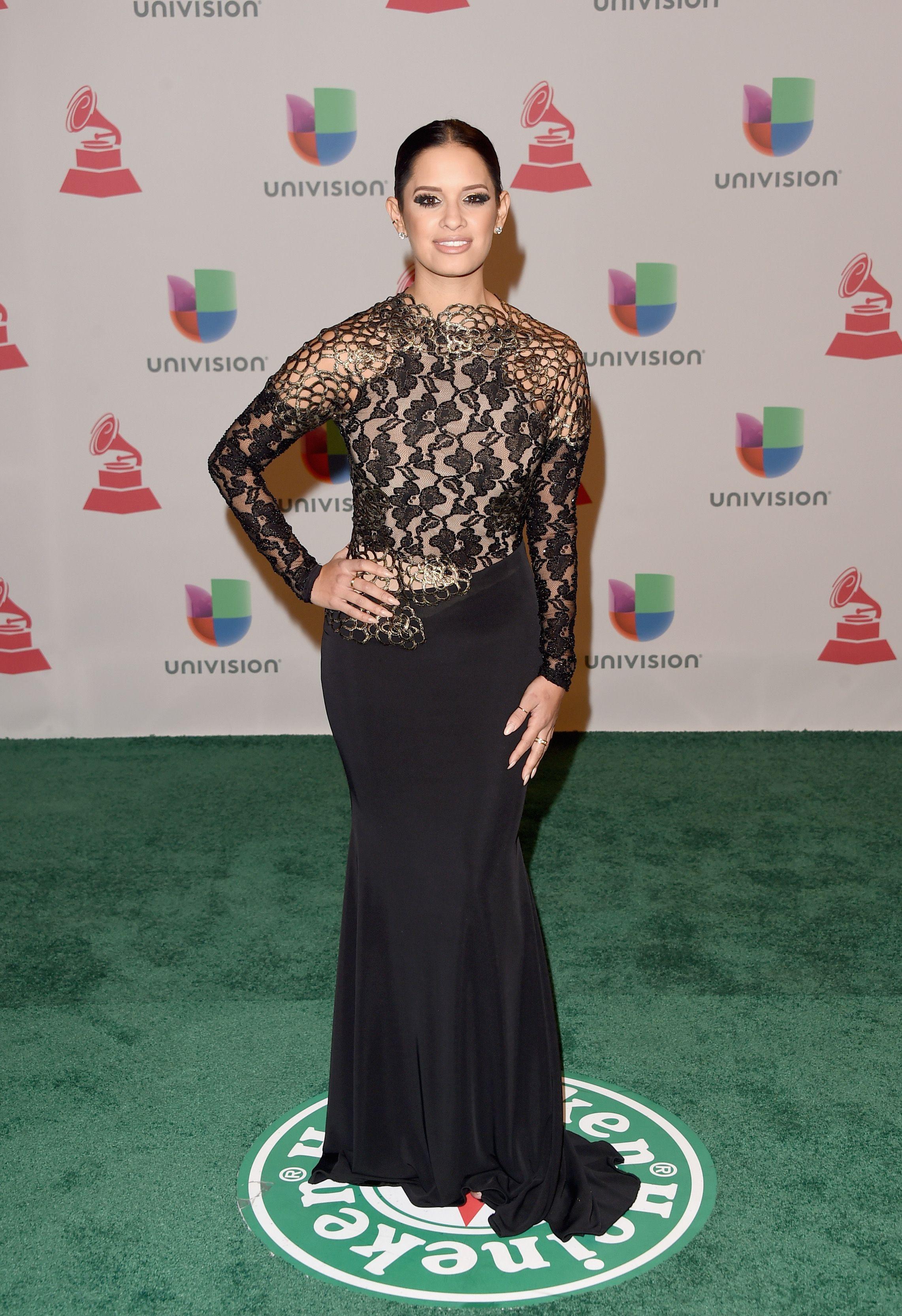 99c7b09935 Latin Grammy 2014  Los peor vestidos
