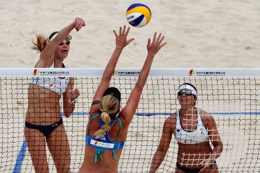 Pin By Joanna On Volleyball Beach Volleyball Fivb Beach Volleyball Olympics