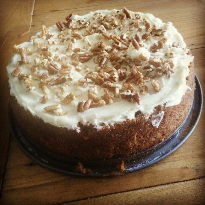 Homemade #carotcake