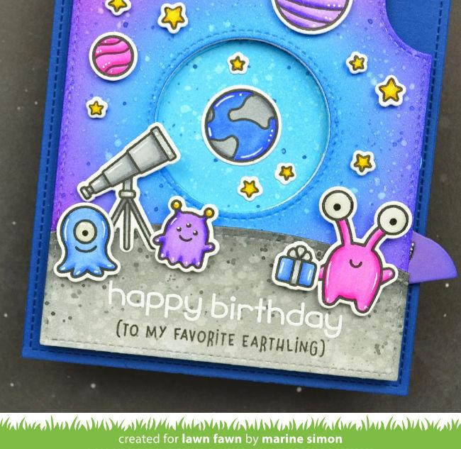 Video {2.25.20} A Fun Magic Iris Birthday Card with Marine