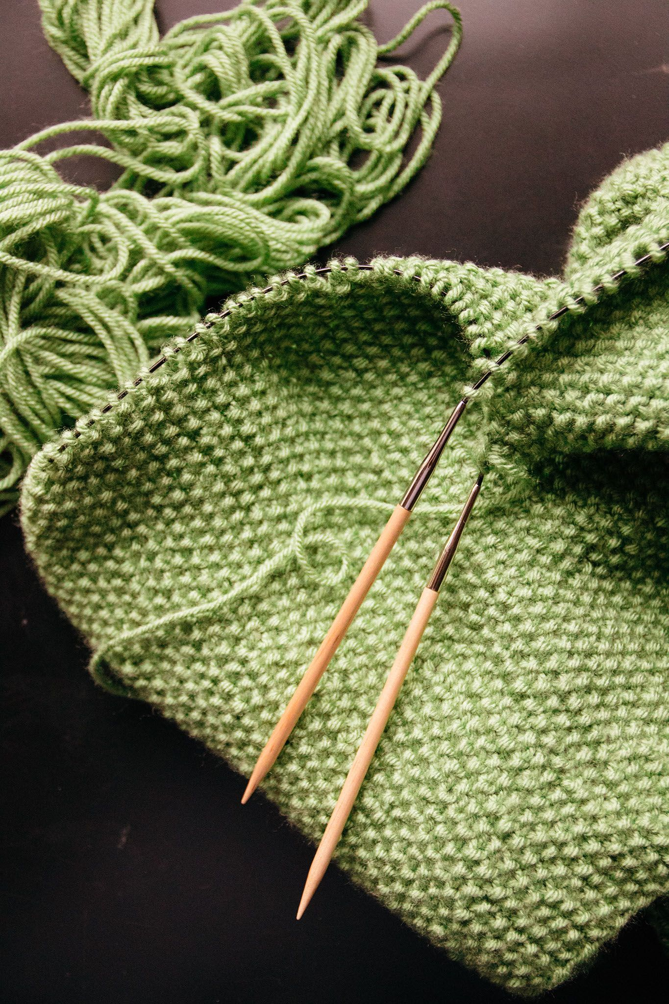 Seed Stitch Scarf   Knit a Bit   Pinterest   Seed stitch, Scarves ...