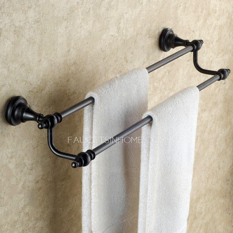 Cheap Bathroom Towel Bars Wholesale Online Bathroom Remodel - Oil rubbed bronze towel bars for bathrooms for bathroom decor ideas