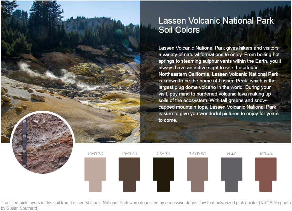 A map of conterminous soil colors in the united states from the usda a map of conterminous soil colors in the united states from the usda colors in nature pinterest nvjuhfo Choice Image