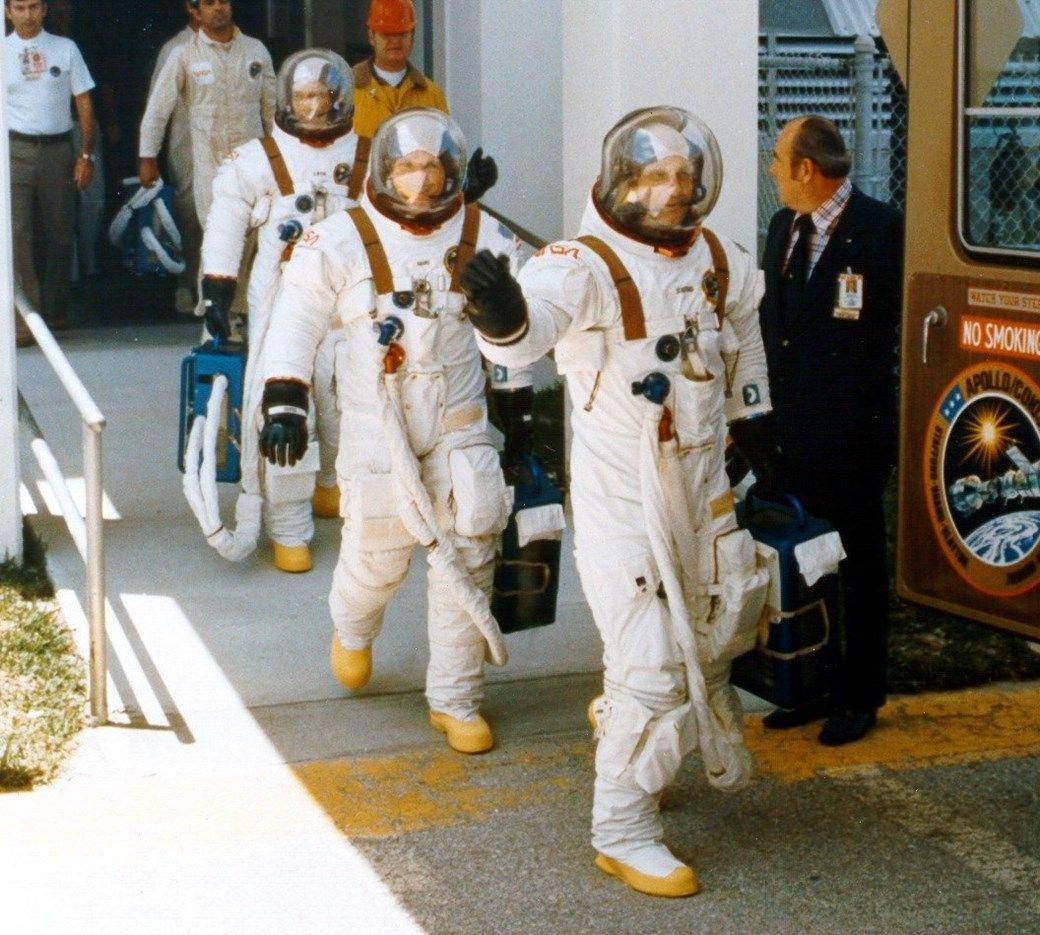 Confira alguns dos sensacionais trajes espaciais