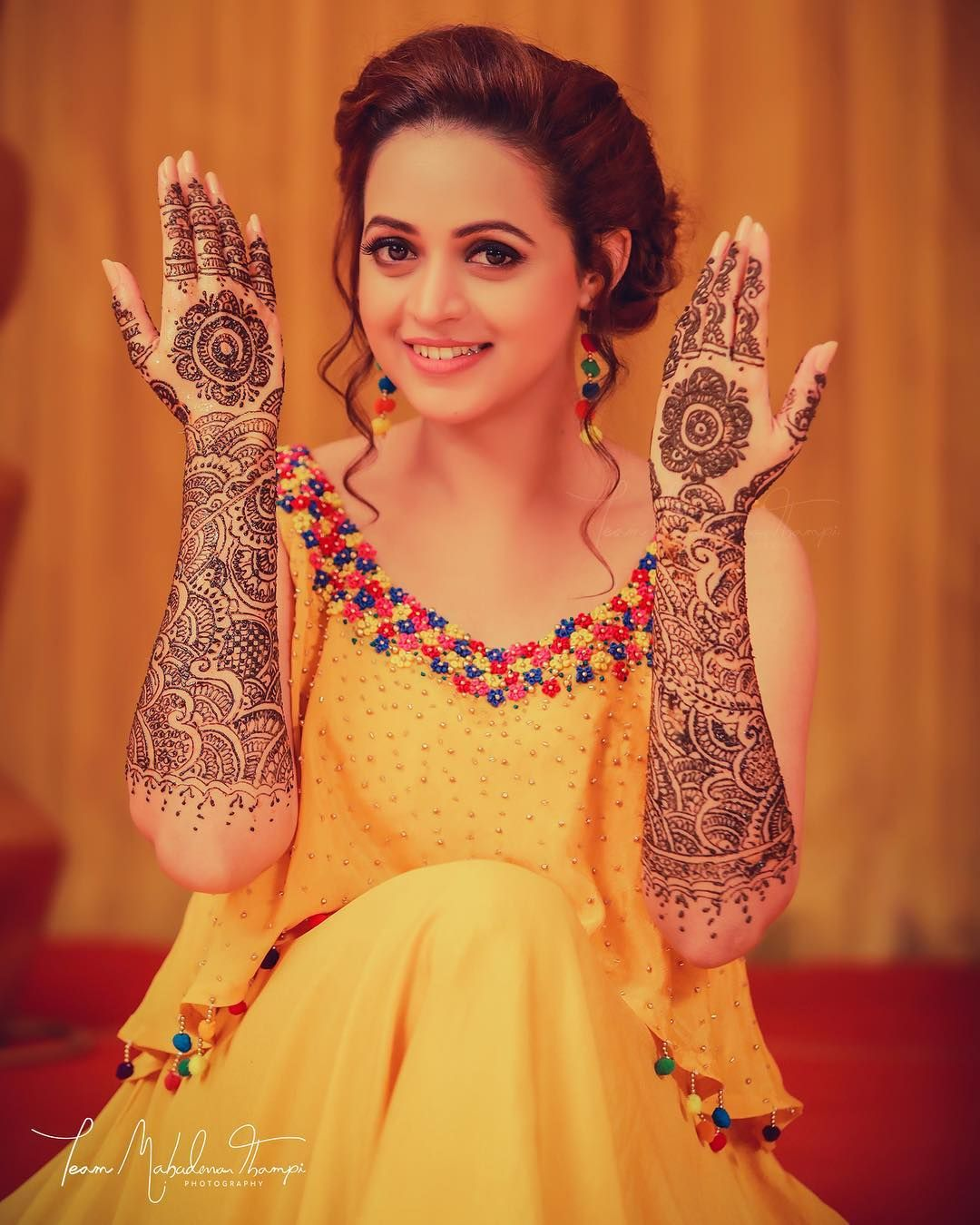 Kerala Party Hairstyles: Designer Party Wear Dresses
