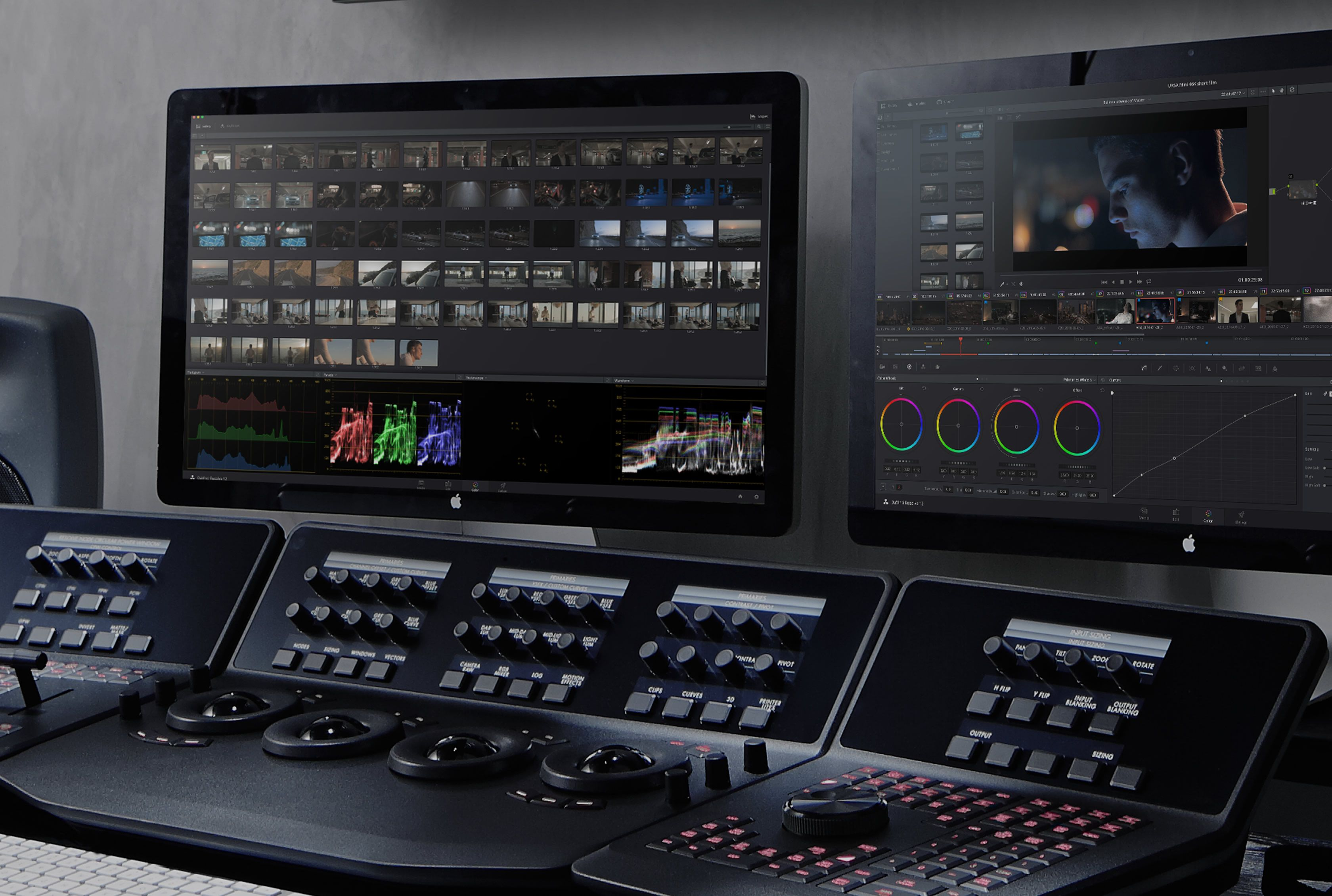 Blackmagic Design Davinci Resolve 12 Color Video Editing Software Blackmagic Design Davinci