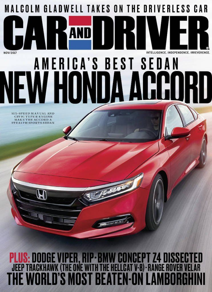 Perfect Car And Driver. Car And Driver Magazine Provides The Information You Need  When Purchasing A