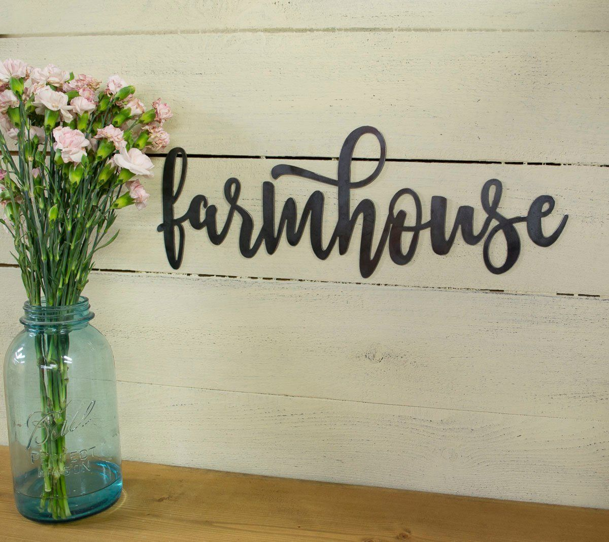 Farmhouse metal sign farmhouse decor country home