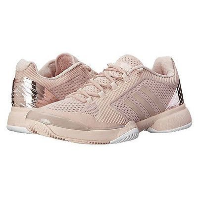 880ea9f8d4ef Adidas Stella McCartney BARRICADE Women Tennis Shoes Sneakers US 8 UK 6.5  EU 40