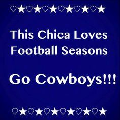 dallas cowboys. From New Mexico.