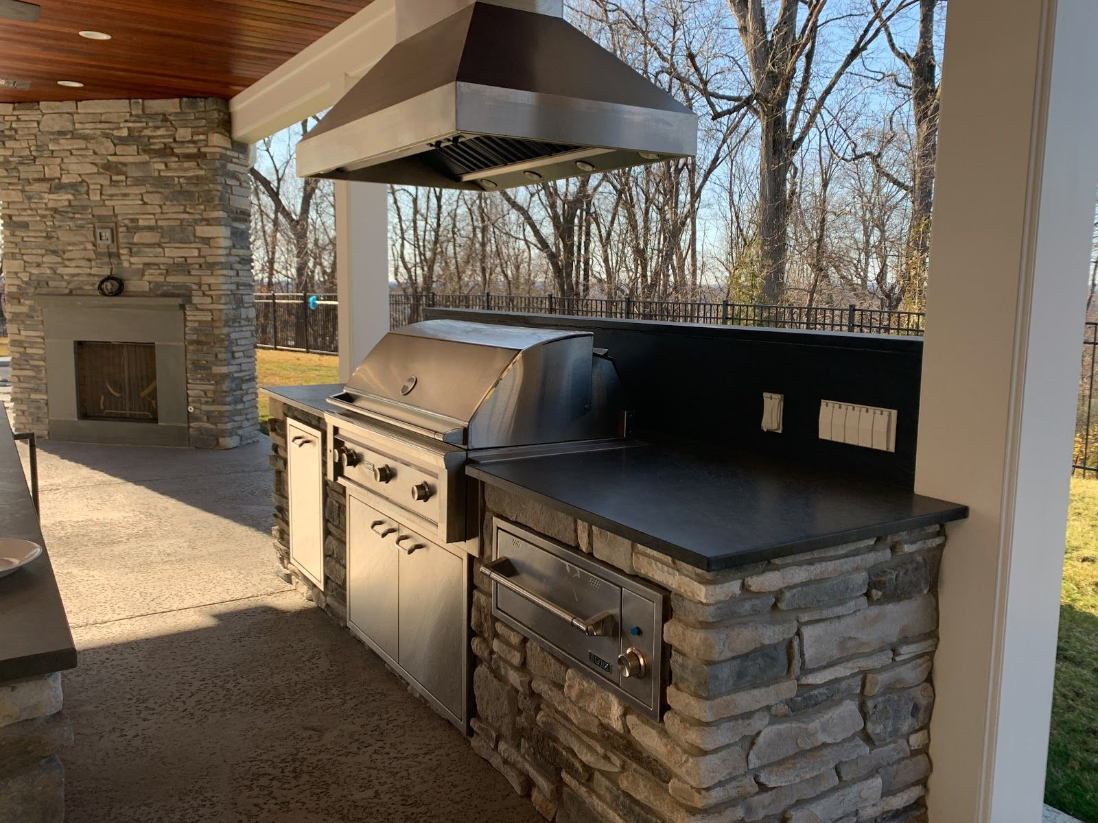 Pin On Gorgeous Outdoor Living Bar Kitchen Ideas