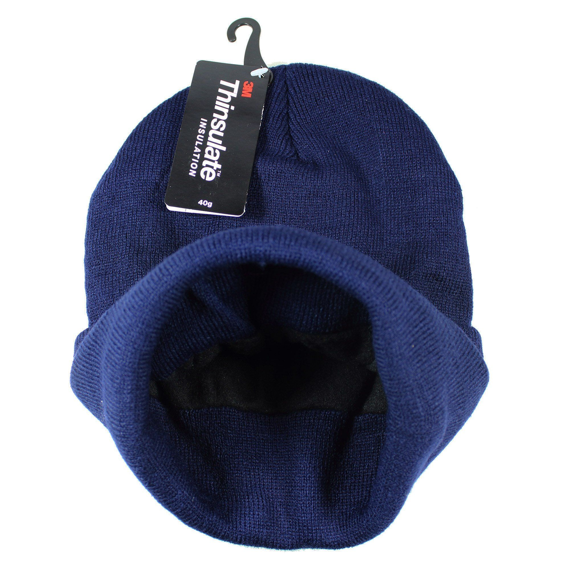 1925d33e301 Gelante 3M Thinsulate Women Men Knitted Thermal Winter Cap Casual  BeaniesWholesale Lot 12 PacksNavy     You can get more details by clicking  on the image.
