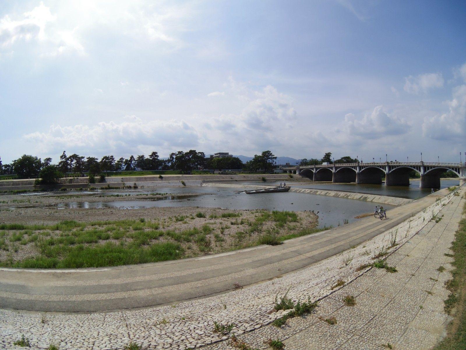 Mukogawa river, Amagasaki, Hyogo
