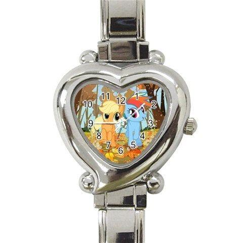 My Little Pony - Italian Charm Watch Friendship is Magic Trixie Fluttershy Brony