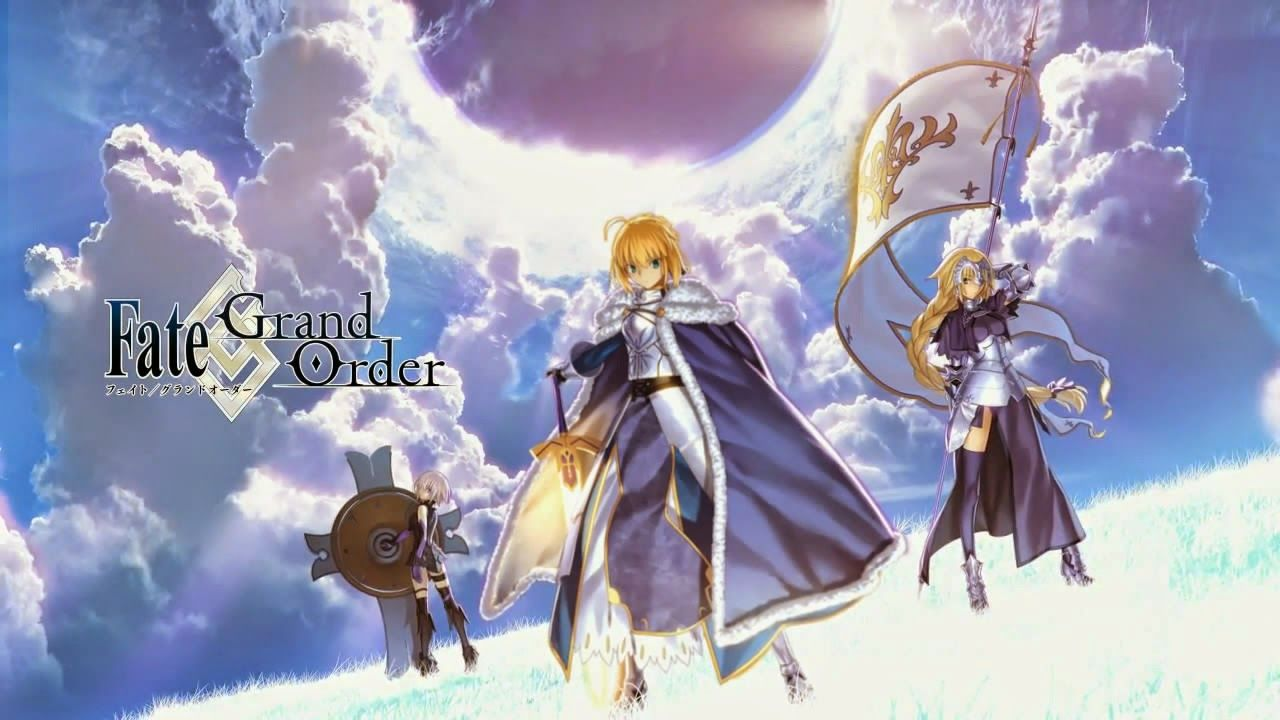 [VIDEO] Fate/Grand Order gets official English version