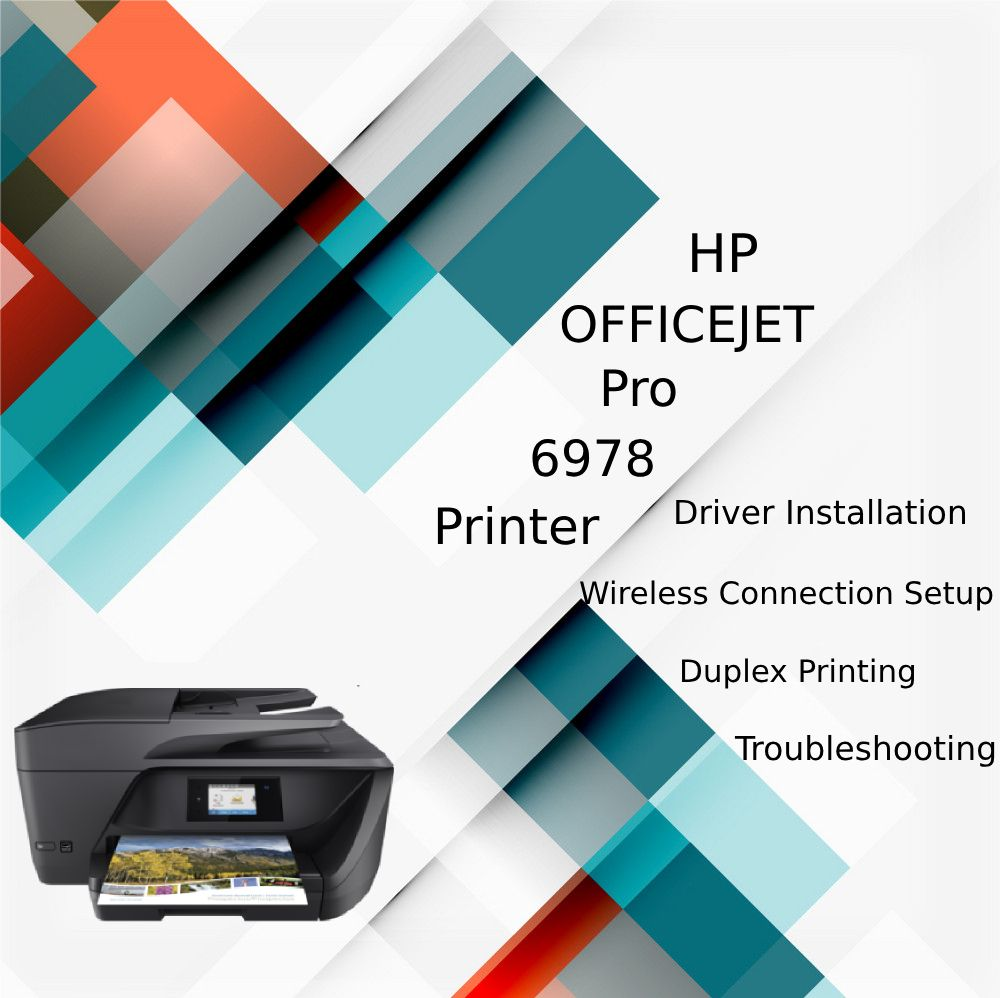 Check out the Instant Steps for #HP Officejet Pro 6978