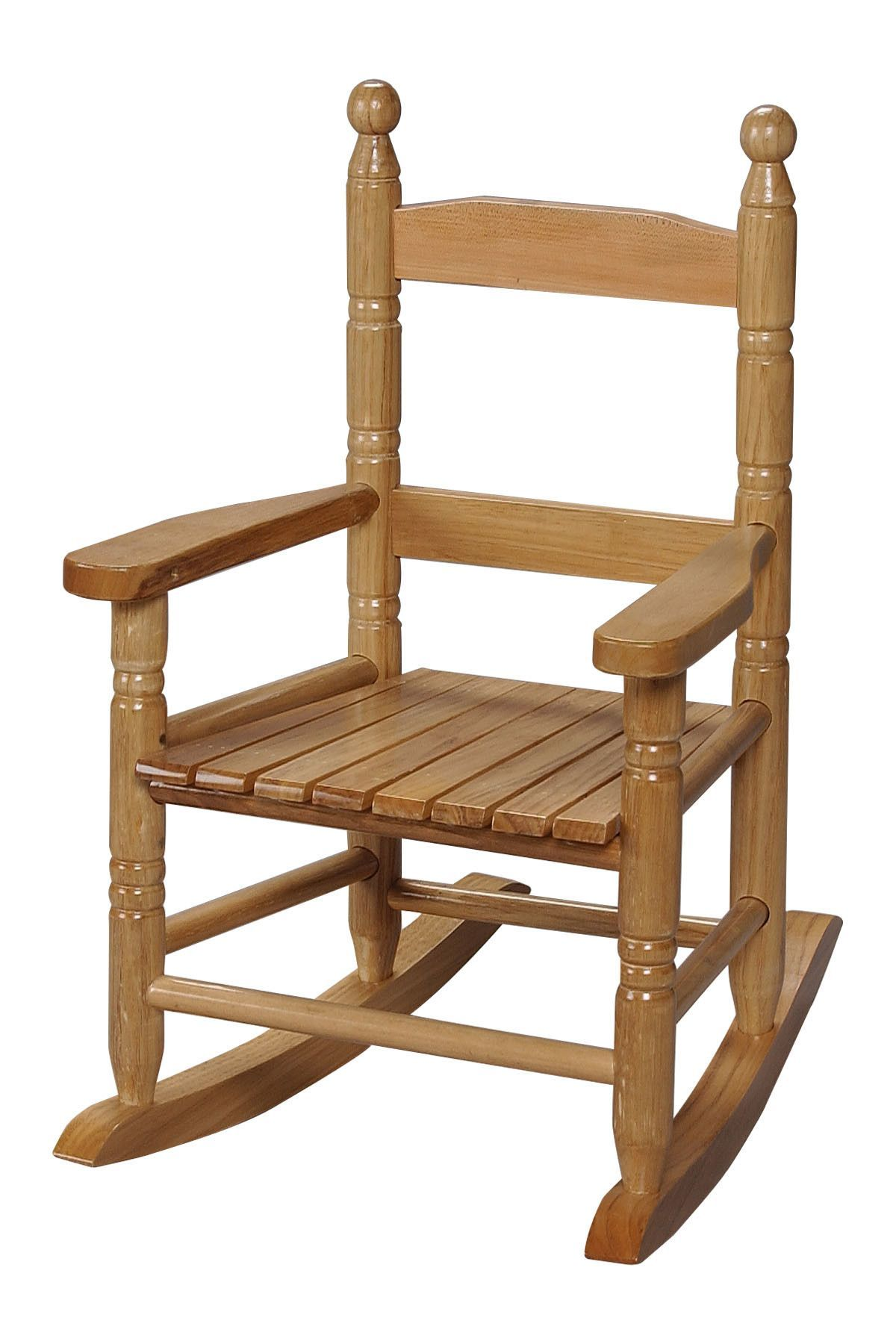 Childs Slat Rocking Chair Refinish Rocking Chair Chair Wooden