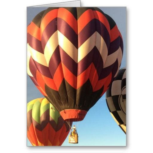 Balloons Greeting Caard Cards