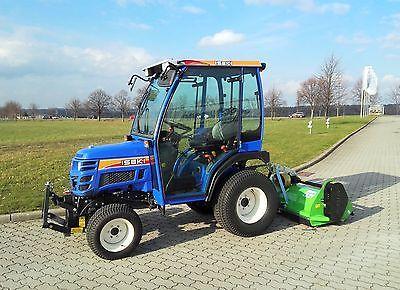 gebraucht iseki traktor kompaktschlepper tm 3215 al mit. Black Bedroom Furniture Sets. Home Design Ideas