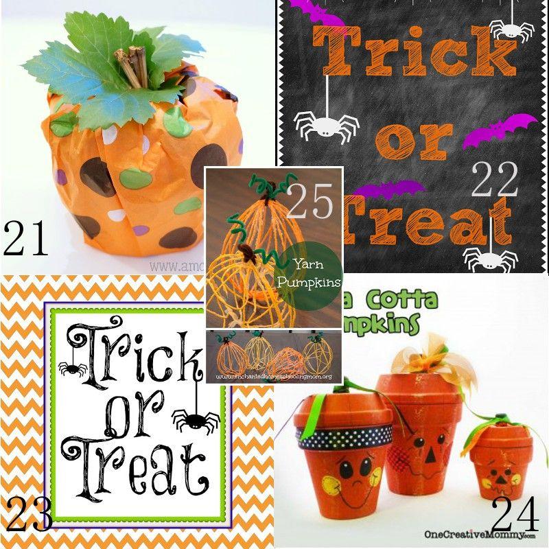 25 Cheap DIY Halloween Decorations - DIY Halloween Inspiration on