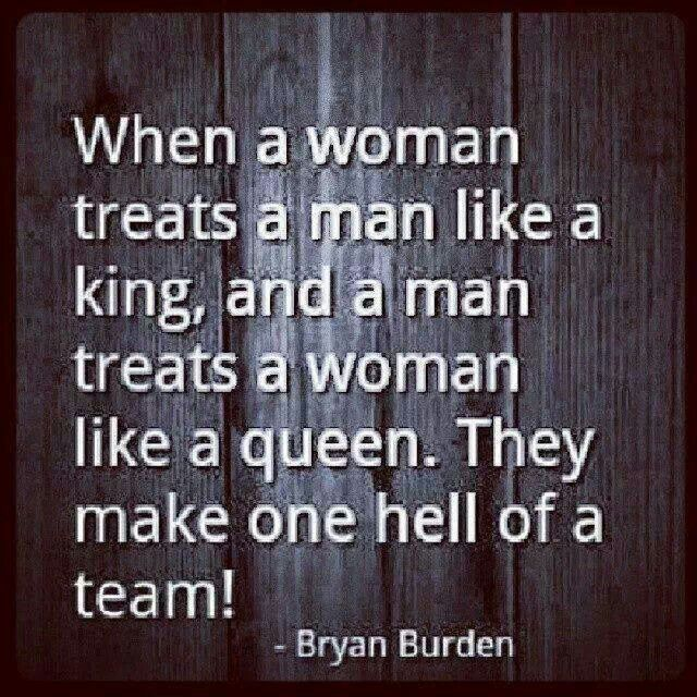 Citaten Love Queen : The man always protects his queen and the queen always protects her
