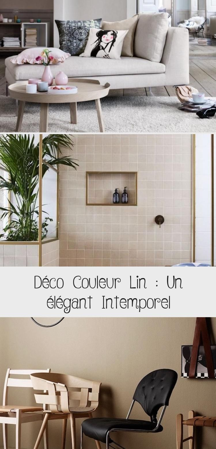 Deco Couleur Lin Un Elegant Intemporel In 2020 With Images