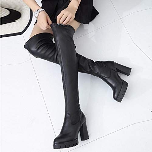 d28f4e6d069e DENER Women Ladies Girls Long Boots