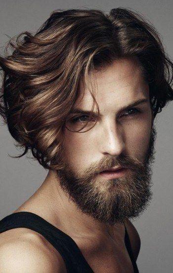 los mejores cortes de cabello para hombre primavera verano pelo largo