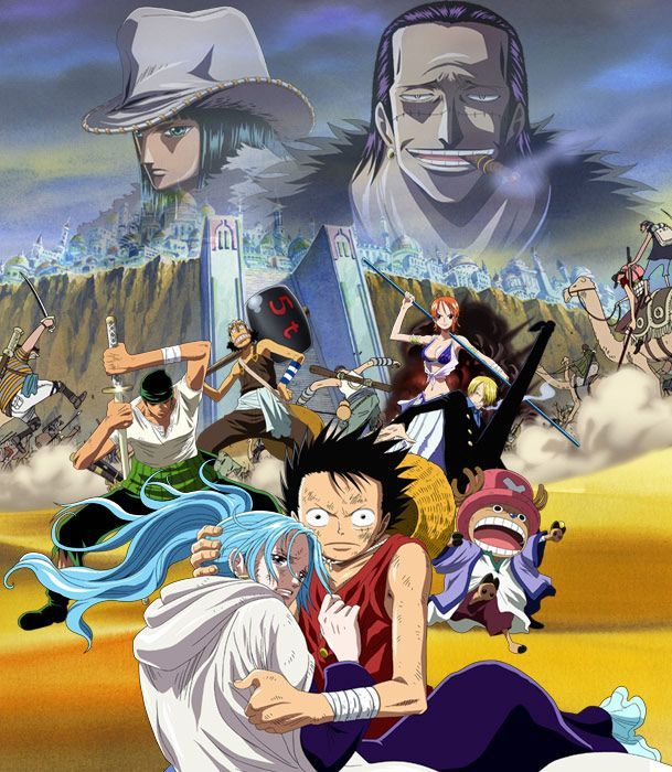 One Piece Episode 134