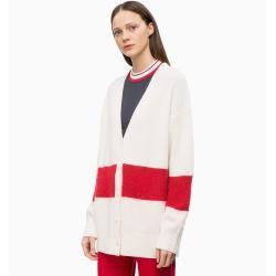 Photo of Outlet – Calvin Klein Woll-Kaschmir-Cardigan M – Sale Calvin KleinCalvin Klein
