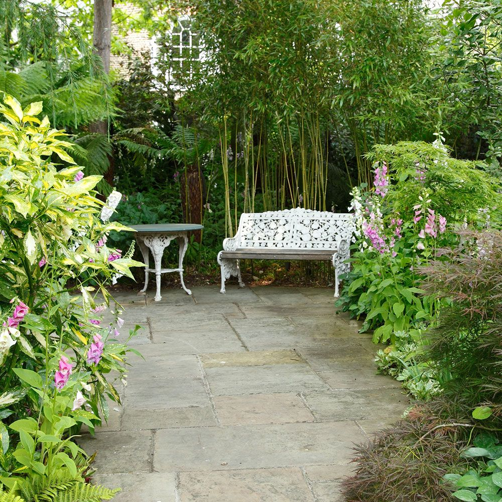 Small Walled Garden Ideas Small garden ideas to revitalise your outdoor space small gardens a small garden feels more like a room with abundant planting furniture workwithnaturefo