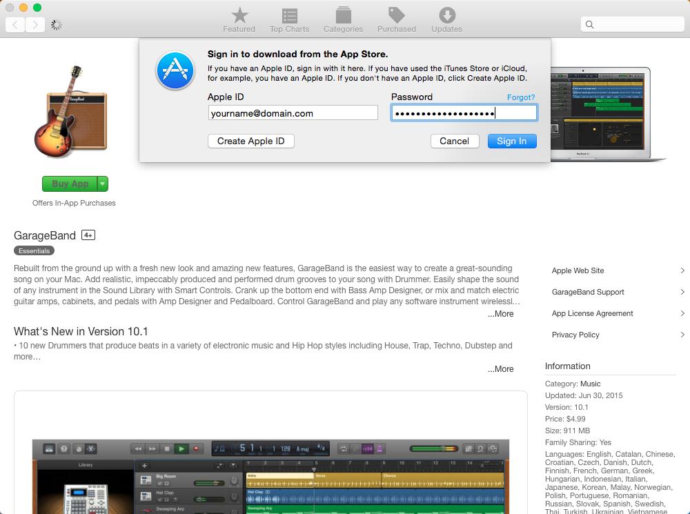 GarageBand For Beginners Itunes, App, Apple