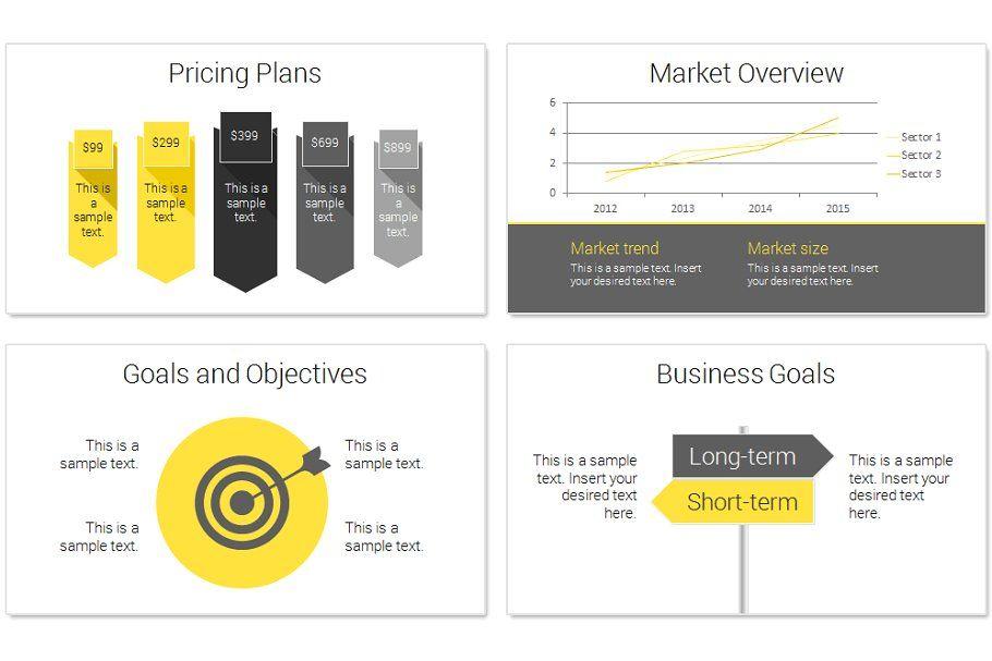 Business Case Powerpoint Template Keynote Template Powerpoint Templates Business Case