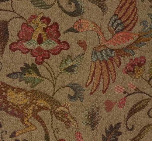 2019 Tapestry Vintage Library Books Antique Curtain Upholstery Quality Fabric