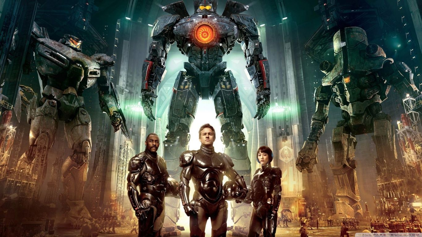 Gipsy Danger Pacific Rim Wallpaper Widescreen Pacific Rim Full Movies Free Movies Online