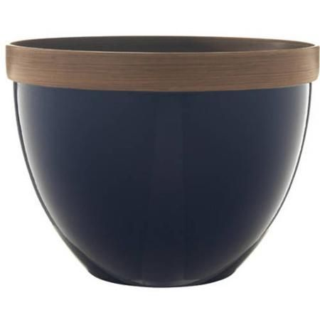 Southern Patio Devyn Planter In Navy