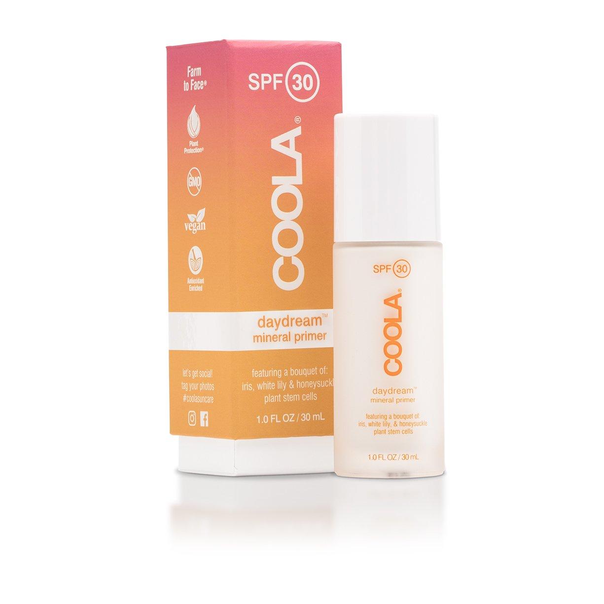 Daydream Mineral Makeup Primer Sunscreen SPF 30 COOLA