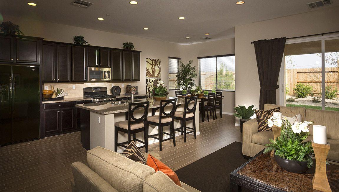 New Homes In Palomino Bakersfield California D R