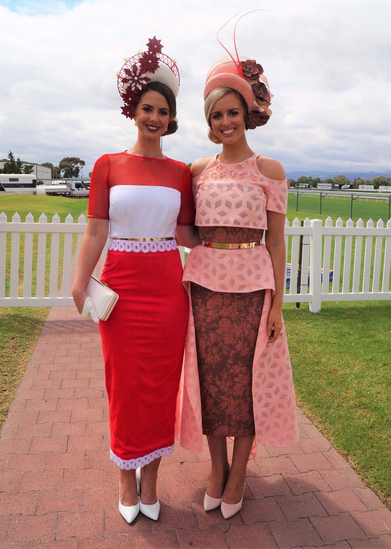 Adelaide Cup 2017 Myer Fotf State Final Vestidos De Fiesta Vestidos Ropa