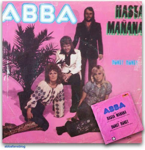 "ABBA Fans Blog: Portuguese ""Hasta Manana"" Single"